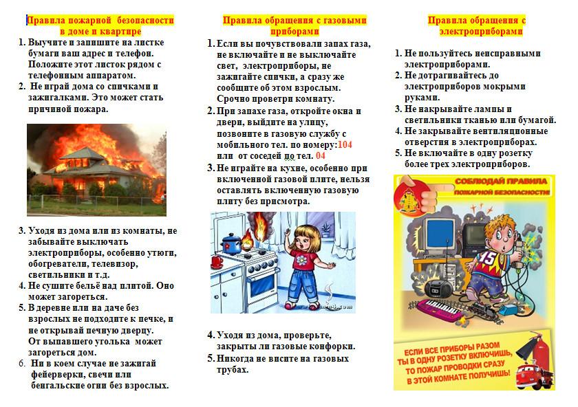 юридическая консультация пожарная безопасность
